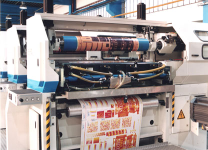 BHS Flexo-Printing-Press